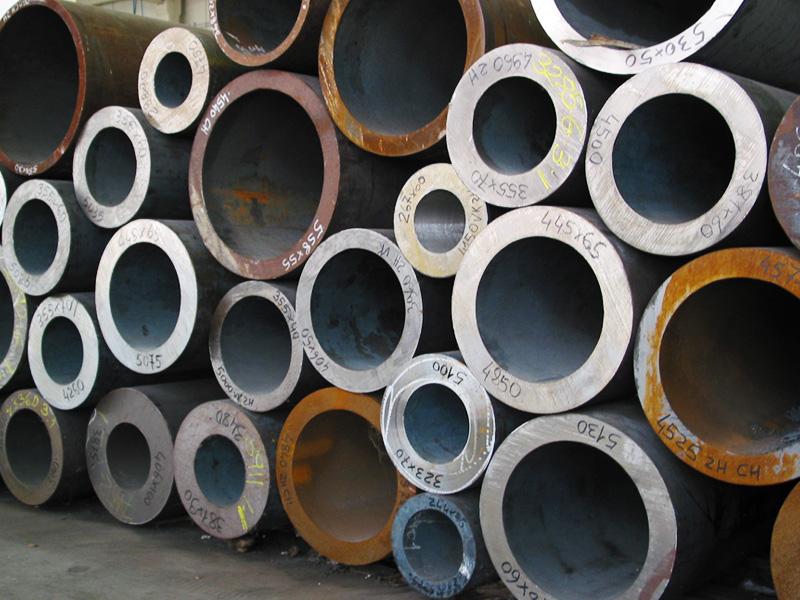 Tubi senza saldatura sider siderurgica industriale for Tipi di tubi
